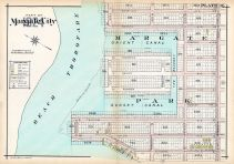 Plate 036, Atlantic City 1924 Absecon Island Vol 2 Ventnor - Margate - Longport